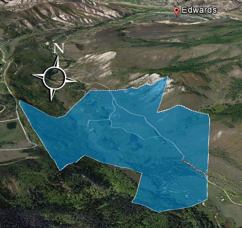 WEBSTER MAP